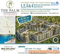 The Palm Residential Apartments Islamabad